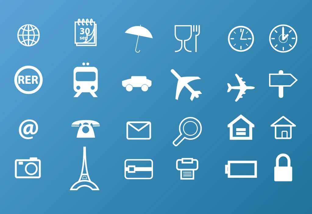 Travel-Icons-PSD