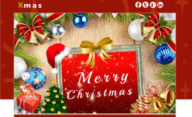 Xmas Newsletter PSD